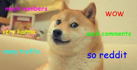 Doge Reddit Meme