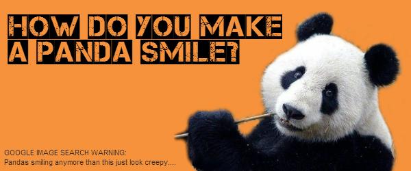 How do you make a panda smile silkstream web design blog for How do you build a blog