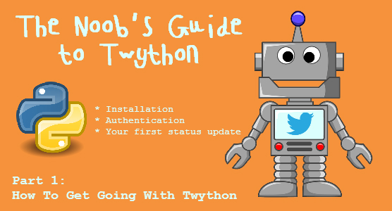 Noob Guide to Twython