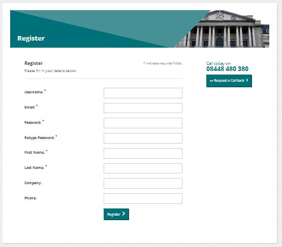 Legacy Funding Corporation's Website Redesign - Silkstream