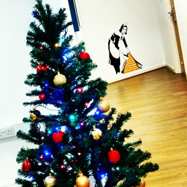 Silkstream Christmas Tree