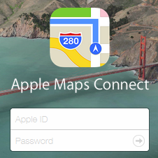 Apple Maps Connect