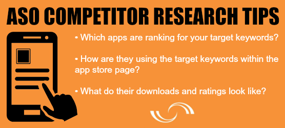 ASO Competitor Research Tips