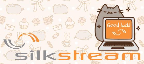 Silkstream Pusheen