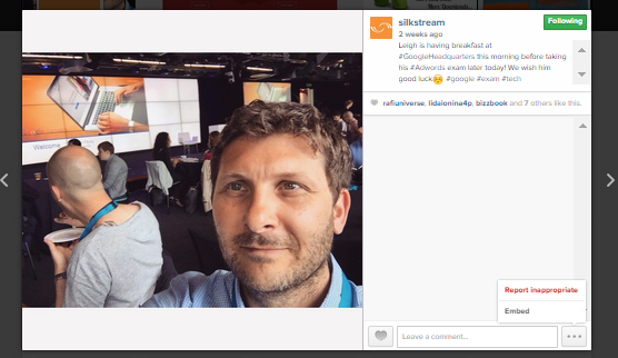 how to embed social media posts on your blog   silkstream