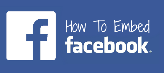 How To Embed Facebook