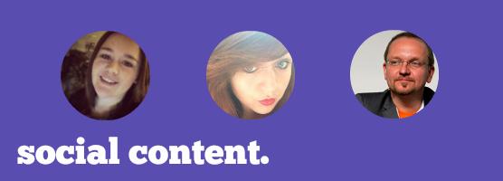 Social Content at BrightonSEO 2015