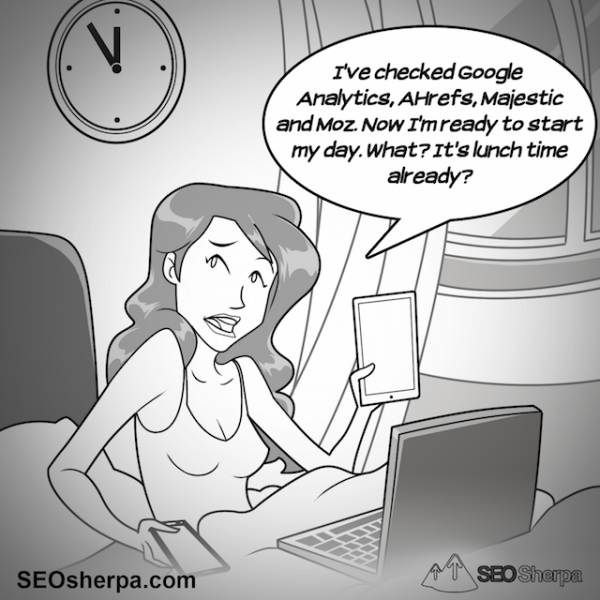 SEO Cartoon