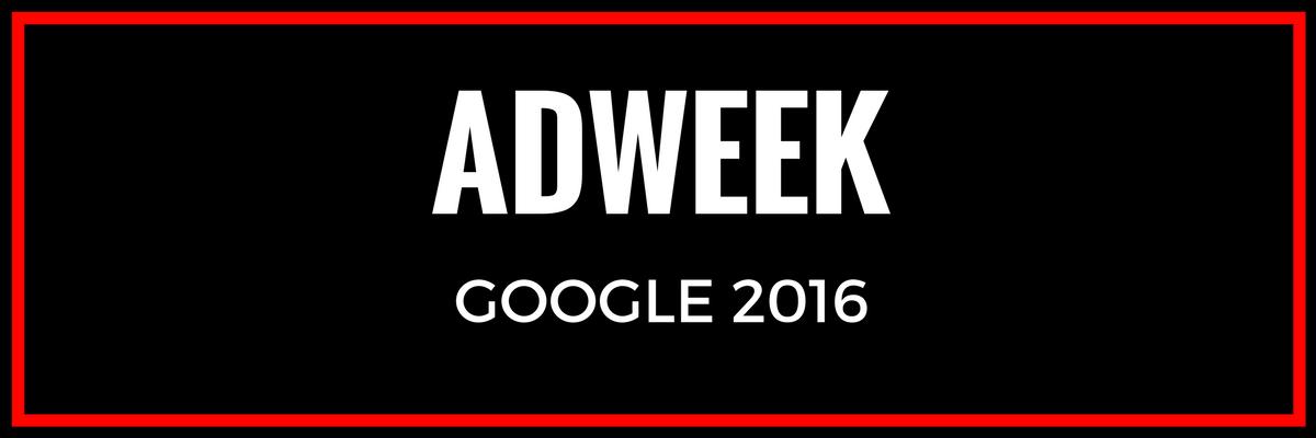 Google adweek 2016 header