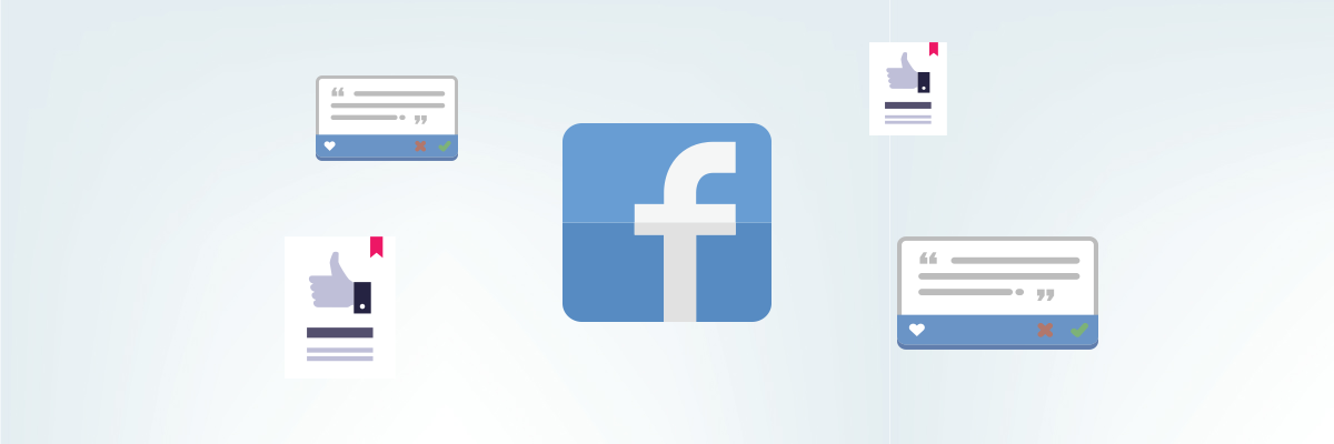 What facebook knows about you header