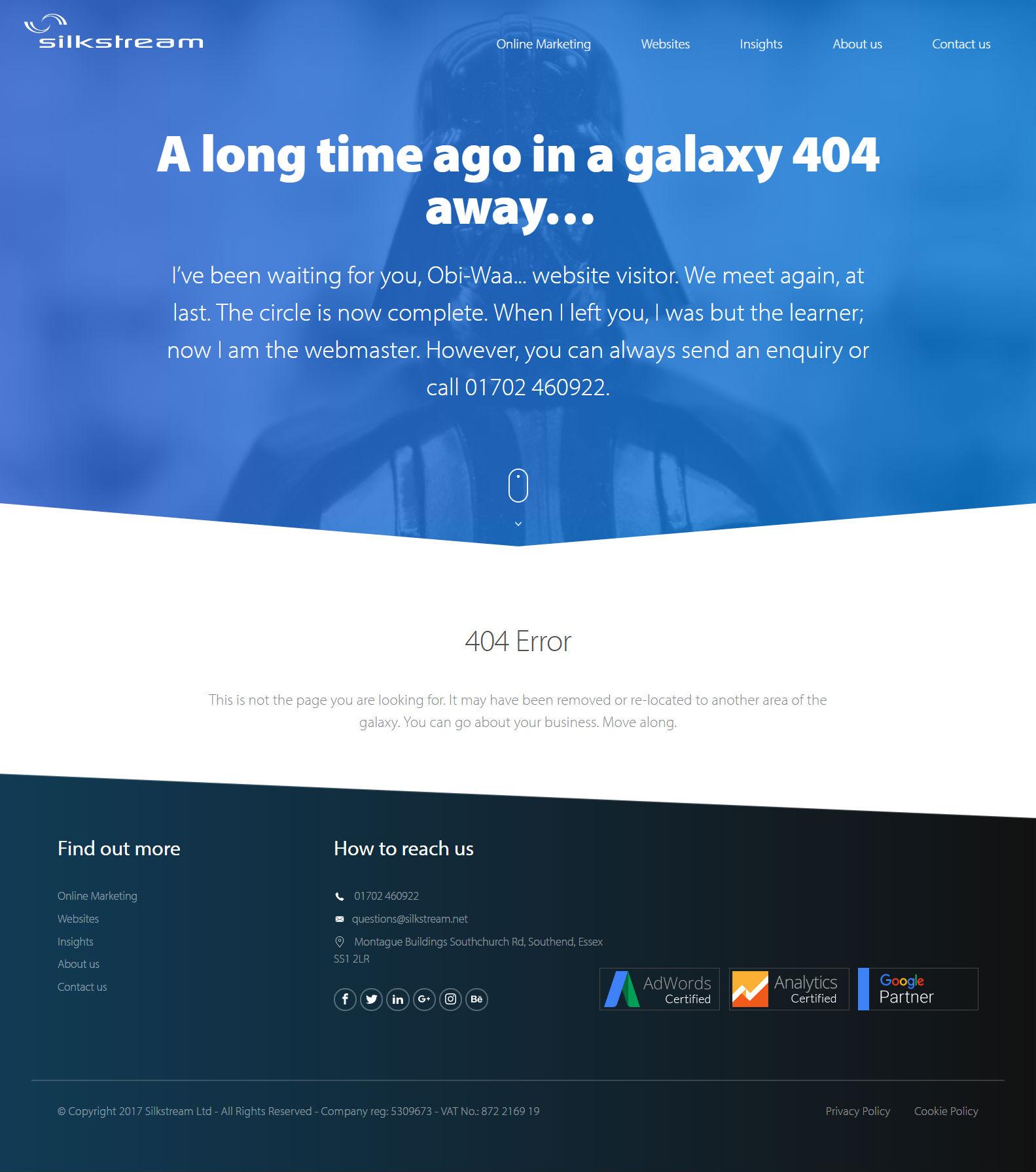 Silkstream 404