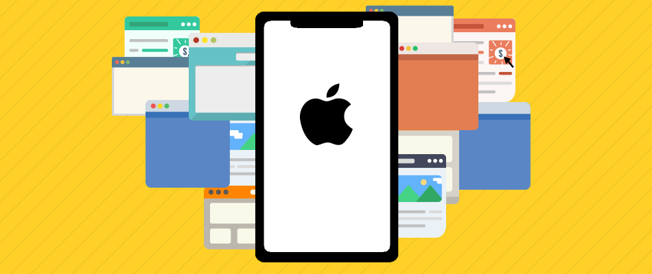Designing Your Website Around the iPhone X Notch