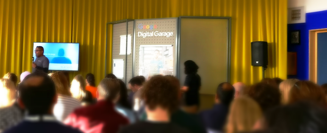 Google Digital Garage Talks