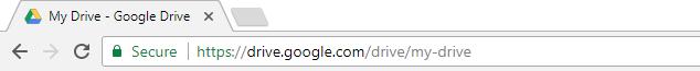 Google Drive OV SSL