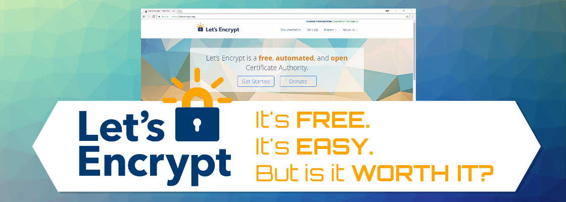 Pros Cons Of Lets Encrypt Free Ssl Certificate Silkstream
